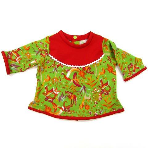 T shirt manches longues bébé fille ou garçon