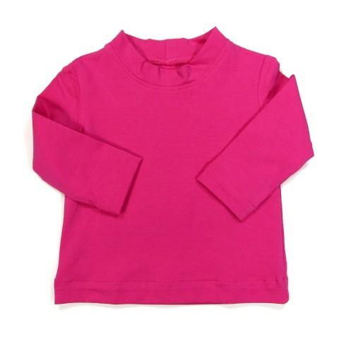 T shirt rose fuchsia bébé fille 24 mois