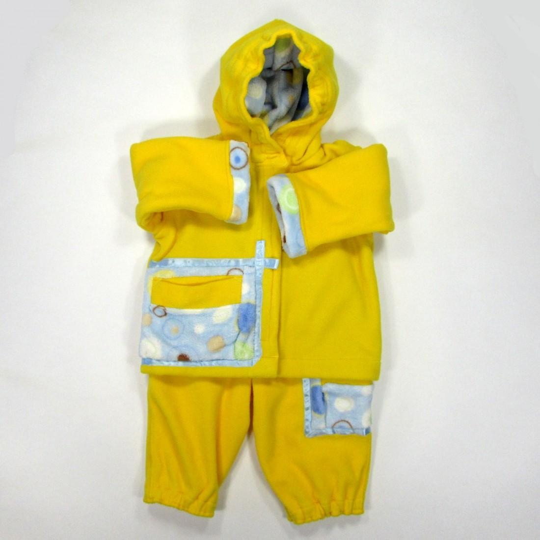 Manteau pantalon et sweatshirt bébé garçon 18 mois