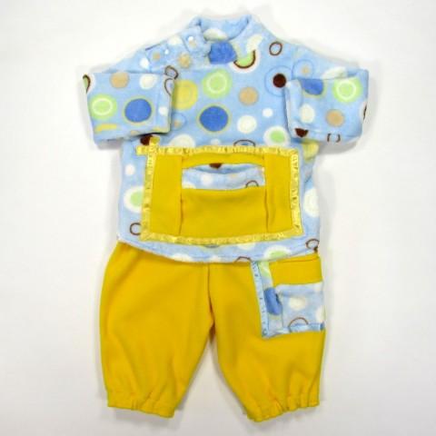 Sweatshirt et pantalon bébé garçon 18 mois