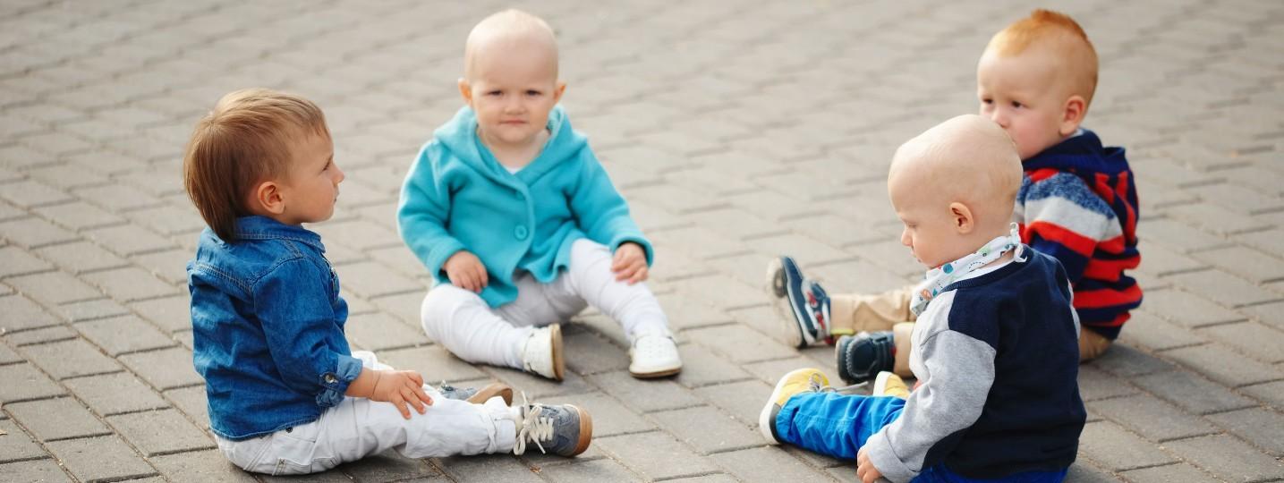Vêtements bébé par matière textile