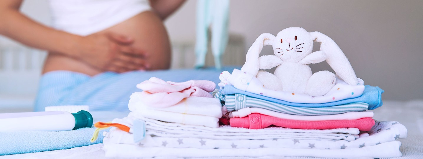 Trousseau de naissance pour bébé