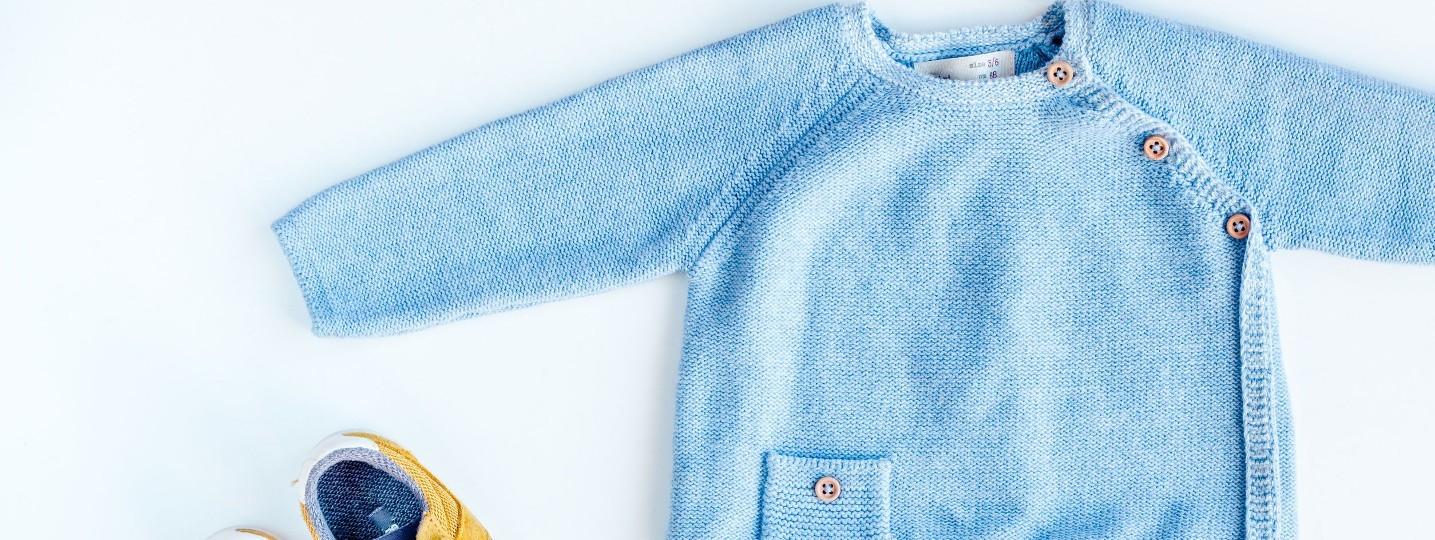 Brassière et pull inédits pour bébé garçon dès la naissance