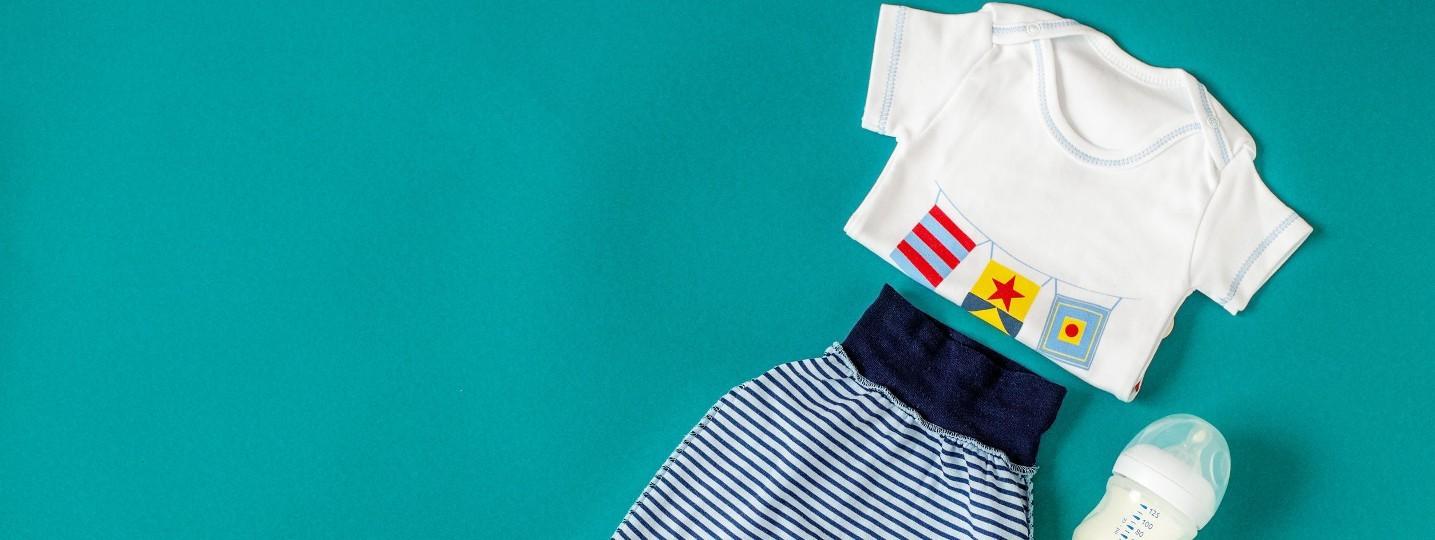 Vêtements bébé en coton